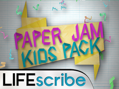 Paper Jam Kids Pack