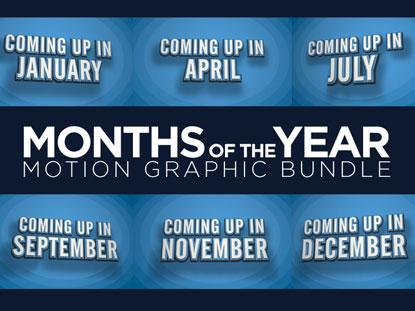 MONTHS BUNDLE