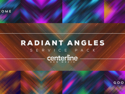 RADIANT ANGLES SERVICE PACK