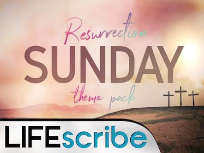 RESURRECTION SUNDAY THEME PACK