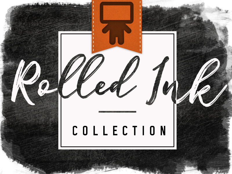 ROLLED INK COLLECTION - SPANISH
