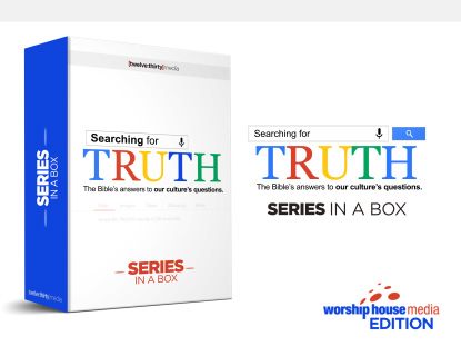 SEARCHING FOR TRUTH: SERIES IN A BOX