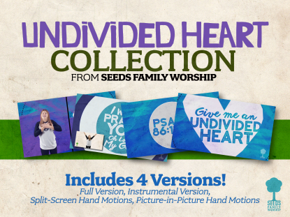 UNDIVIDED HEART COLLECTION
