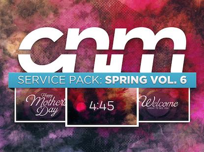 SERVICE PACK: SPRING VOLUME 06