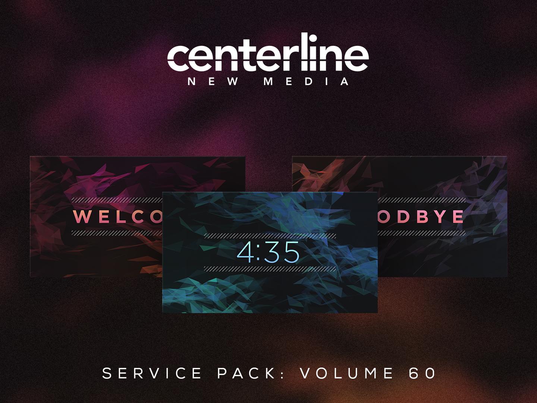 SERVICE PACK: VOLUME 60