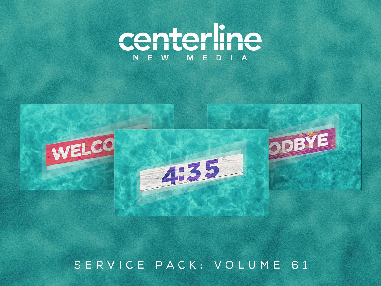 SERVICE PACK: VOLUME 61