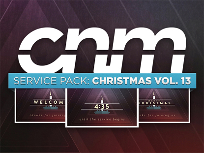 SERVICE PACK: CHRISTMAS VOLUME 13