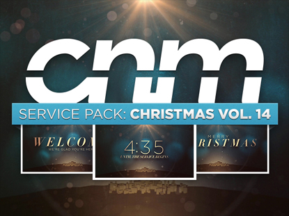 SERVICE PACK: CHRISTMAS VOLUME 14