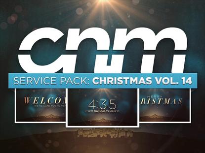 SERVICE PACK: CHRISTMAS VOLUME 14