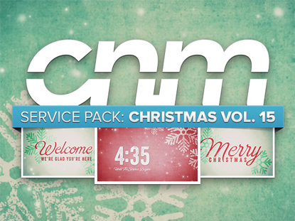 SERVICE PACK: CHRISTMAS VOLUME 15