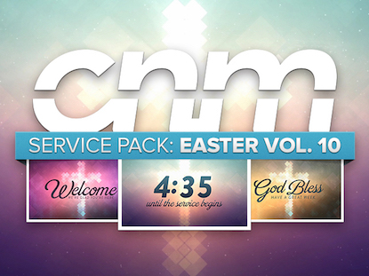 SERVICE PACK: EASTER VOL.10