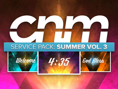 SERVICE PACK: SUMMER VOL.3