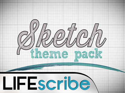 SKETCH THEME PACK