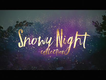 SNOWY NIGHT COLLECTION