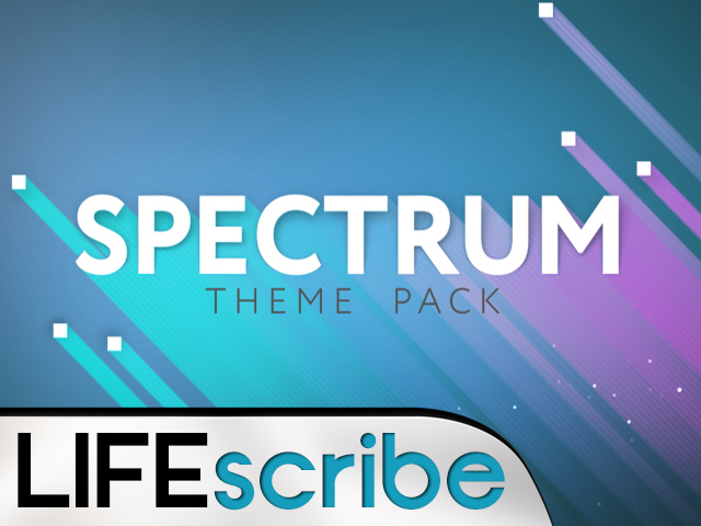 SPECTRUM THEME PACK
