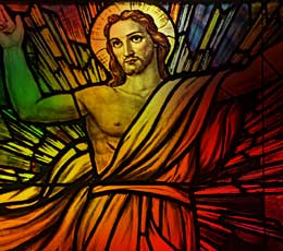 JESUS STAINED GLASS COLLECTION