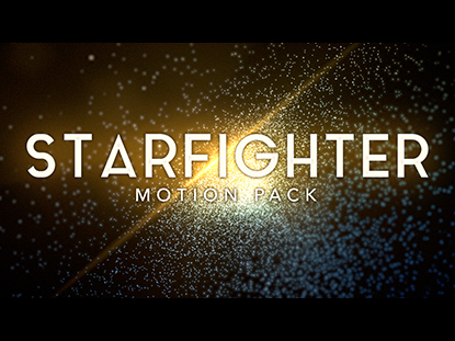 STARFIGHTER MOTION PACK