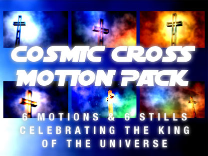 COSMIC CROSS MOTION PACK