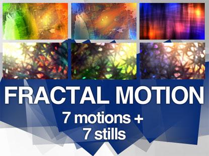 FRACTAL MOTION PACK