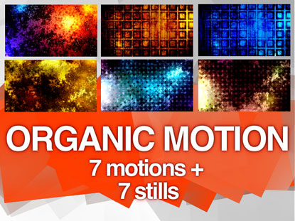 ORGANIC MOTION PACK