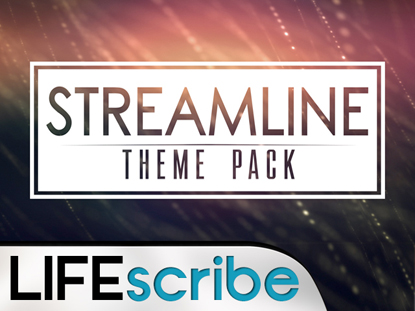 STREAMLINE THEME PACK