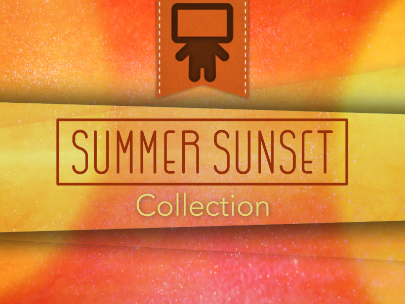 SUMMER SUNSET COLLECTION