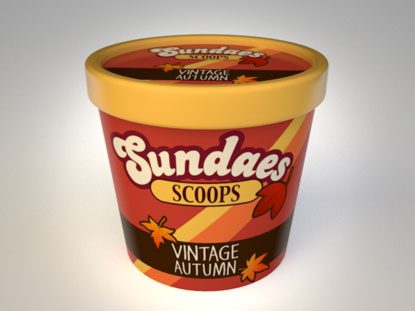 SCOOPS: VINTAGE AUTUMN