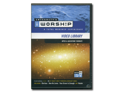 iWORSHIP MPEG VIDEO LIBRARY S-V