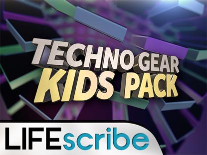 TECHNO GEAR KIDS PACK