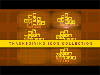 THANKSGIVING ICON COLLECTION