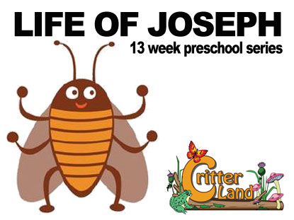 CRITTER LAND: THE LIFE OF JOSEPH