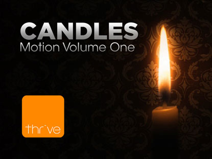 CANDLES - VOLUME 1