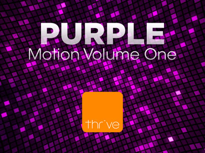 PURPLE - VOLUME 1