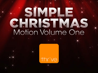SIMPLE CHRISTMAS - VOLUME 1