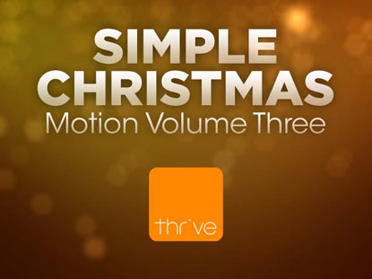 SIMPLE CHRISTMAS - VOLUME 3