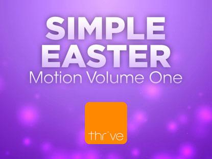 SIMPLE EASTER - VOLUME 1