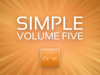 SIMPLE VOLUME FIVE