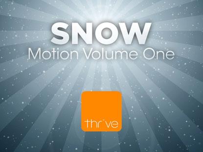 SNOW - VOLUME 1