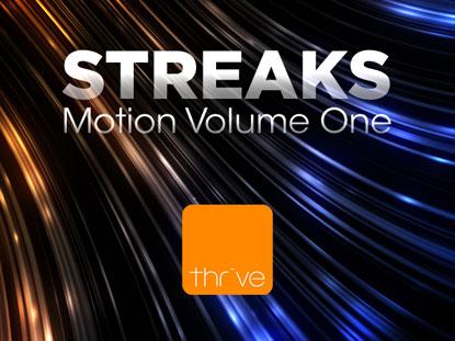 STREAKS - VOLUME 1