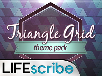 TRIANGLE GRID THEME PACK