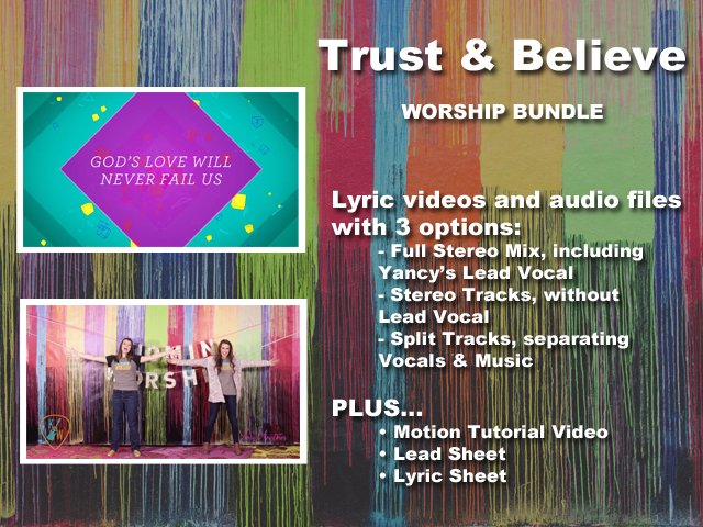TRUST AND BELIEVE BUNDLE
