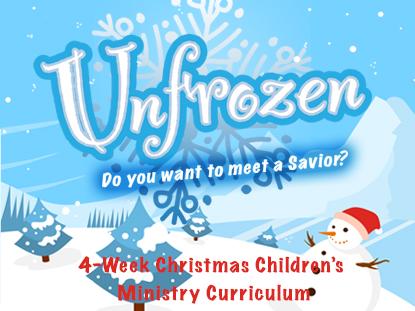 UNFROZEN: 4-WEEK CHRISTMAS CURRICULUM