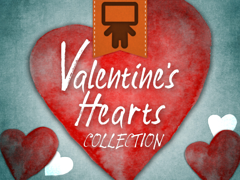 VALENTINE'S HEART COLLECTION