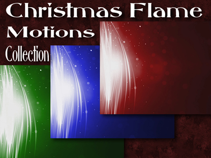 CHRISTMAS FLAME MOTION COLLECTION