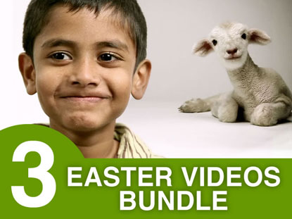 EASTER LAMB BUNDLE