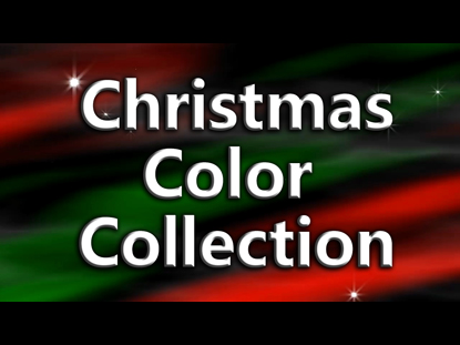 CHRISTMAS COLOR COLLECTION