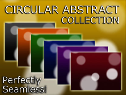 CIRCULAR ABSTRACT LOOP COLLECTION