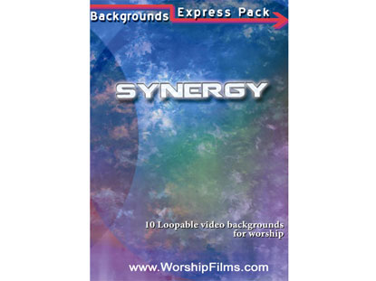 BACKGROUNDS EXPRESS PACK: SYNERGY