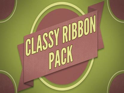 CLASSY RIBBON PACK