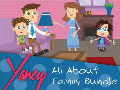 ALL ABOUT FAMILY BUNDLE